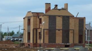 Дом почти готов 2014 г.