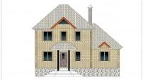 Проект дома G-128