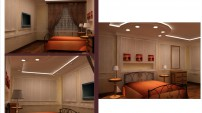 Шикарная родительская спальная комната