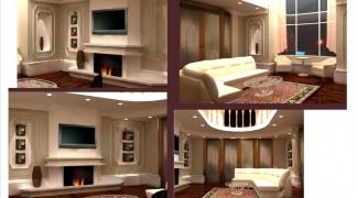 Дизайн дома S=320 м2.