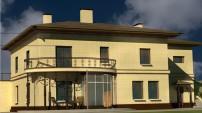 Казанский проект дома