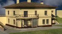 Спроектированный дом в Казани