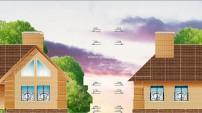 Одноэтажный дом фасад