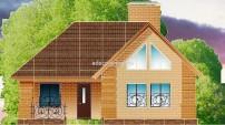 Проект дома K-149-1