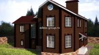 уникальный дом
