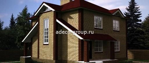 Жилой дом до 200 м2