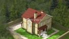 Дом до 300 м2 с подвалом