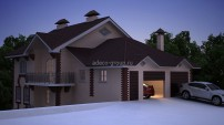 Проект элитного дома