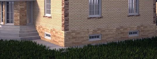 Проект дома с подвалом на 5% дешевле!