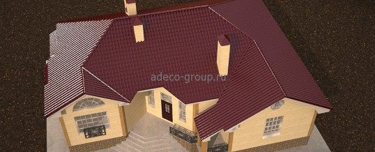 Проекты одноэтажных домов от 30000 р