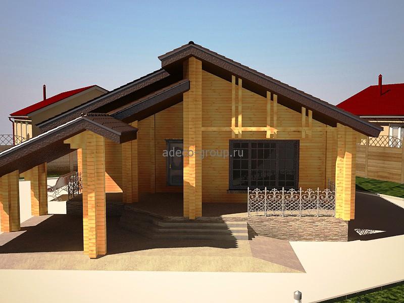 Дизайн домов 10 на 10