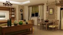 Деревянная мебель в интерьере