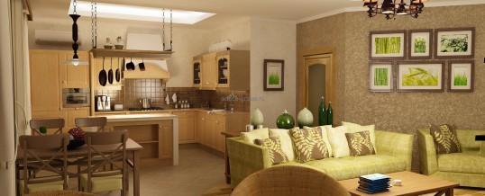 Дизайн дома. Салмачи