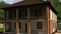 Терраса и балкон в частном доме