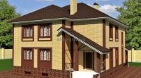 Большой дом с подвалом