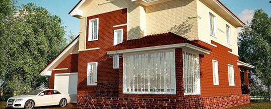Дом с хорошей планировкой, Казань