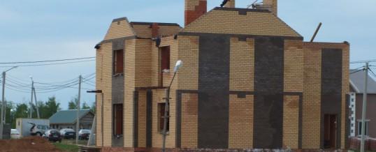 Дом с подвалом, пос. Султан-Ай, 2014 г.